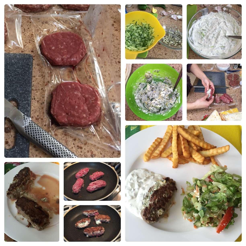 Recept Mexicaanse Mini Tortilla Hamburgers | voor en door jou
