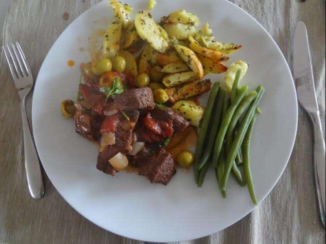 Recept biefstukpuntjes met sumak   voor en door jou