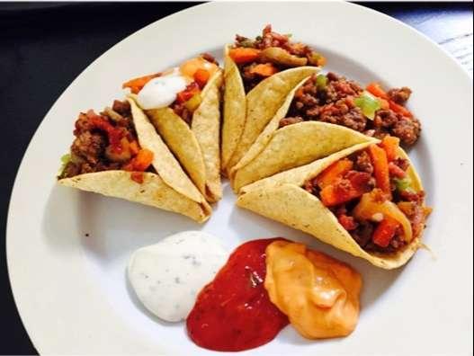 Recept Taco's op een zomerse avond | Scott Valentine
